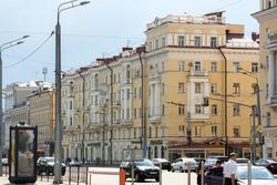 Перекресток ул. Пушкина-Островского
