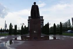 Памятник Г.К.Жукову
