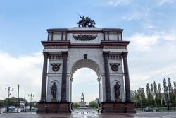 Триумфальная арка, Курск, июнь 2015