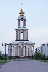 Трёхъярусный храм-колокольня святого Георгия Победоносца