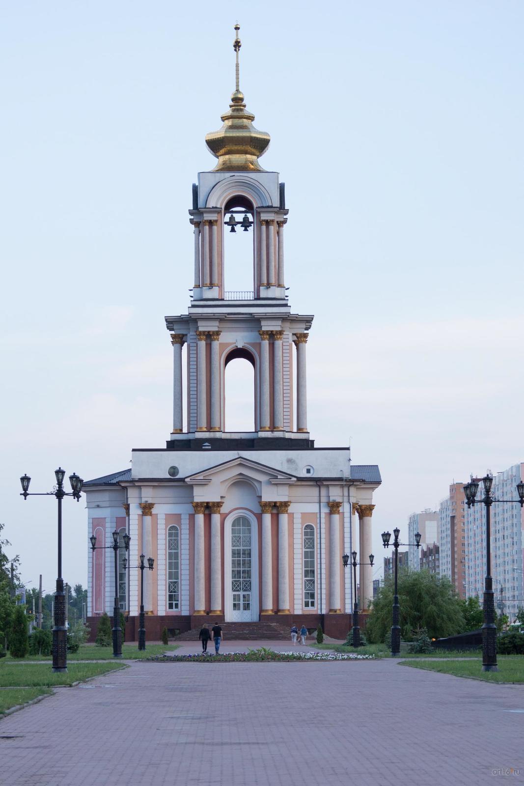 Фото №828975. Трёхъярусный храм-колокольня святого Георгия Победоносца