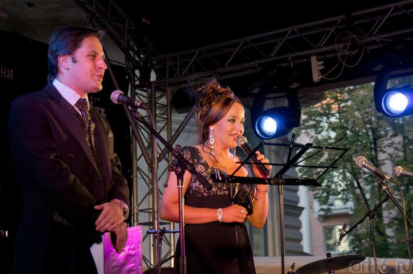 Фото №83179. Илья Славутский и Ольга Скепнер