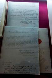 Прошения и жалобы, поданные в Канцелярию по принятию прошений на имя Г.Р.Державина