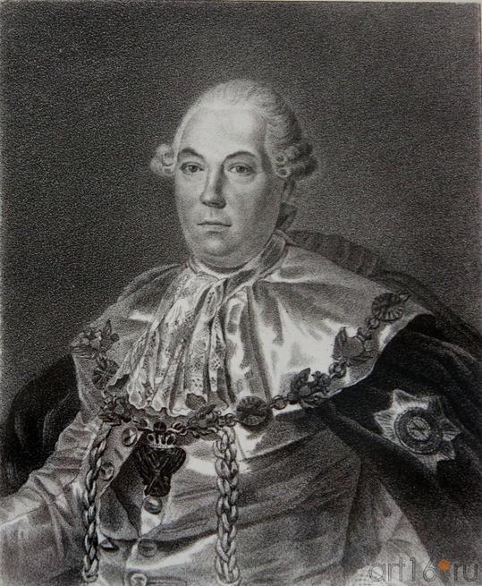 Воронцов Роман Илларионович, граф (1707-1783)::«Державин, бич вельмож…»