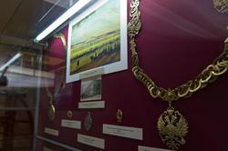 Нагрудная цепь члена Казанской судебной палаты, 2-я пол 19 в.