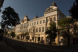 Чернояровский пассаж, июль 2015