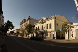 ул. Кремлевская, июль 2015, Казань