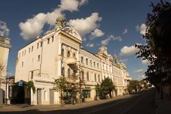 Чернояровский пассаж  на Кремлевской, Казань