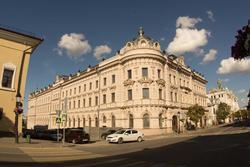 Александровский пассаж на Кремлевской, Казань, июль 2015