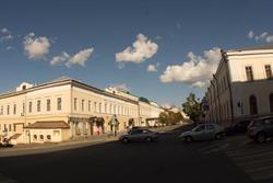 ул Чернышевского/Кремлевская, Казань