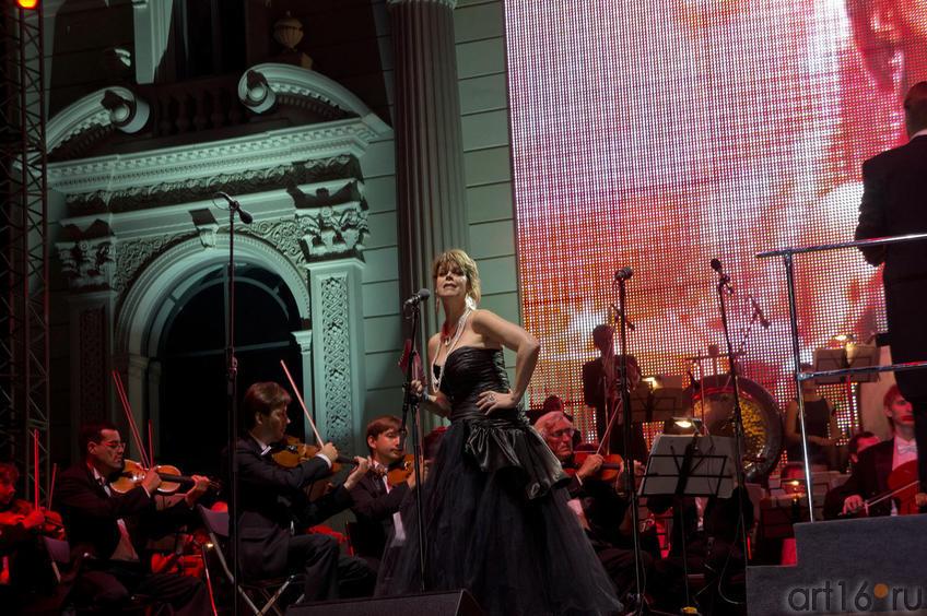 Любовь Казарновская и Государственный симфонический оркестр Республики Татарстан