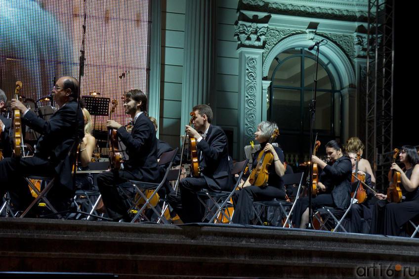 Государственный симфонический оркестр Республики Татарстан под управлением А.Сладковского