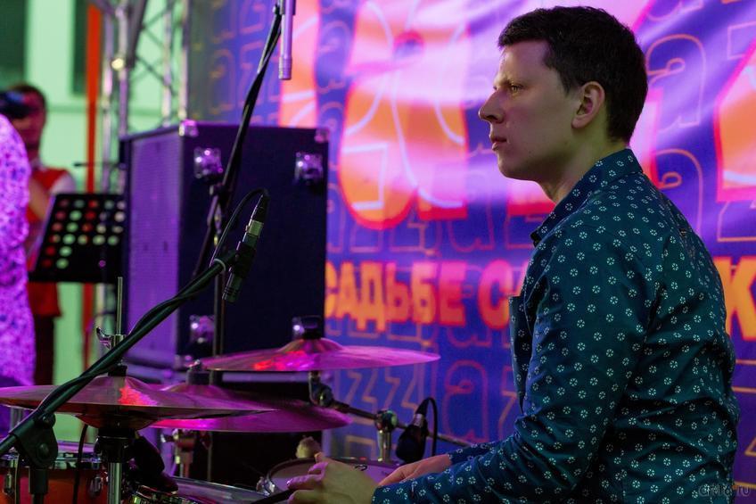 Фото №836950. Игнат Кравцов — барабаны