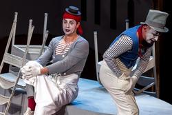 Опера Вебера и Малера «Три Пинто» (Die drei Pintos)