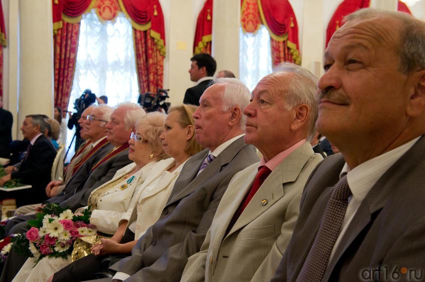 Почетные граждане Казани