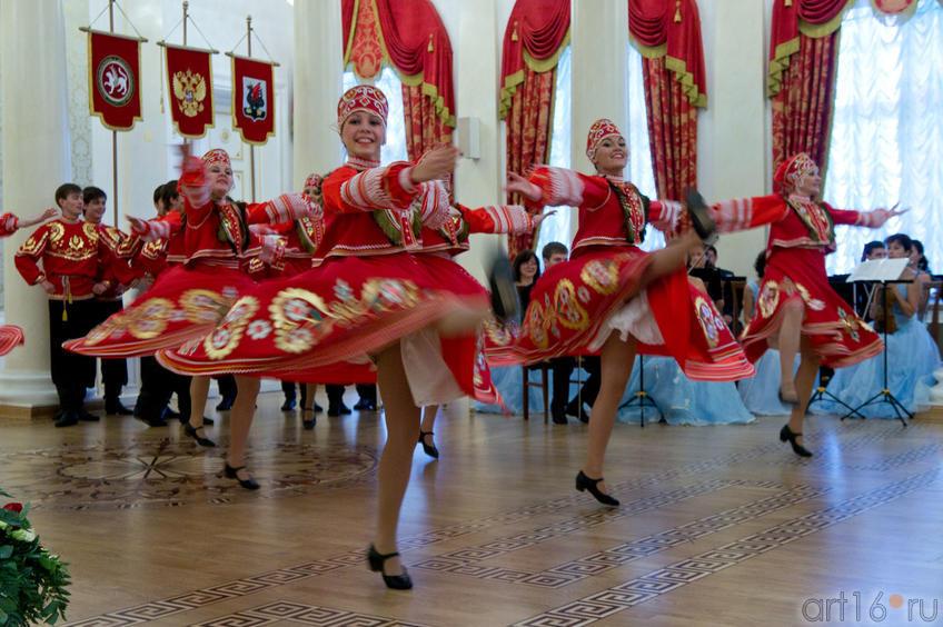 Концертная программа ко Дню города в Казанской Ратуше