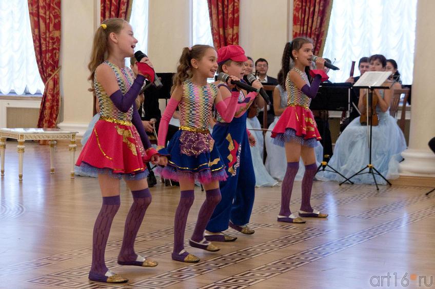 Концертная программа ко Дню города в Казанской Ратуше::30 августа 2011. День города и Республики Татарстан