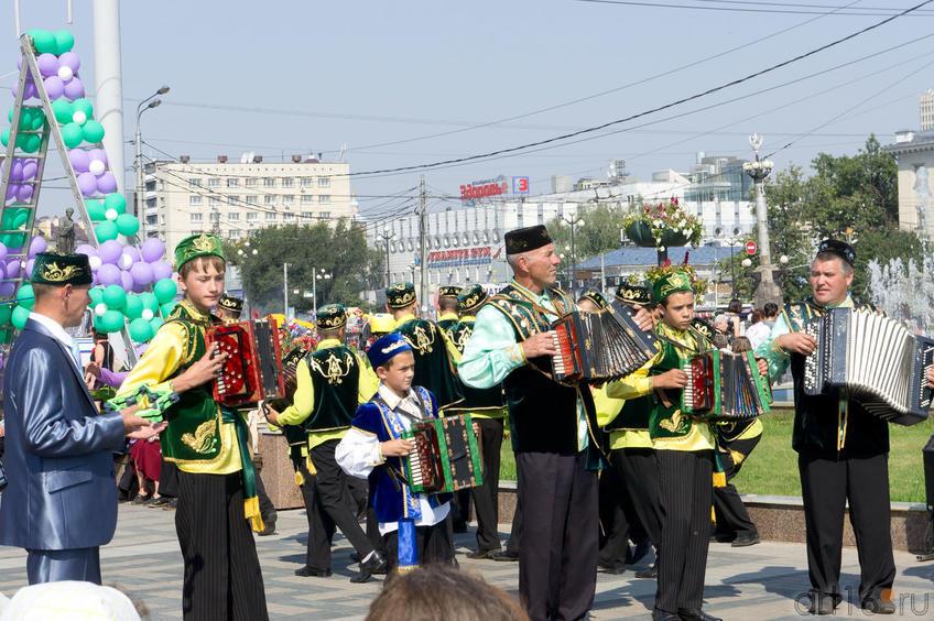 Играй гармонь - финал конкурса 2011 года