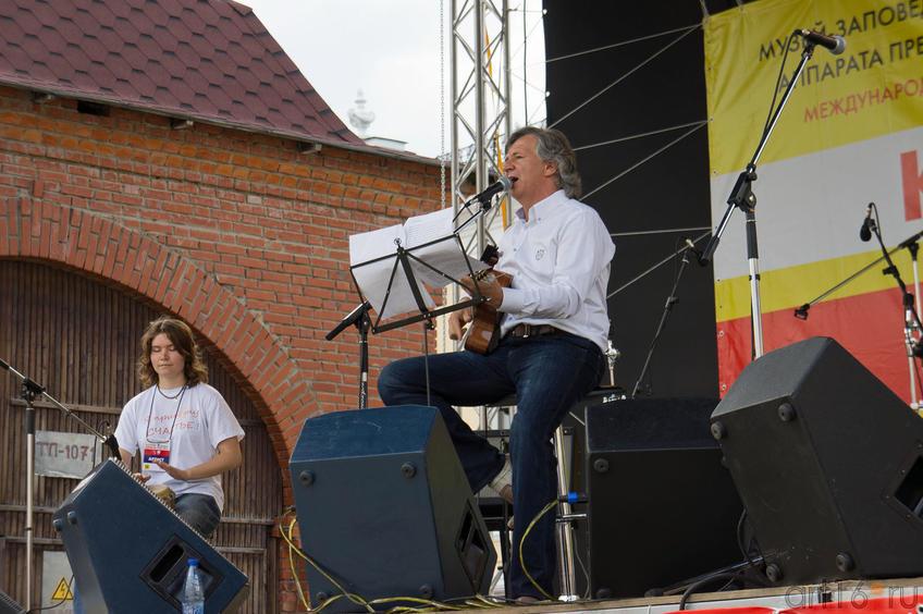 Авторский концерт-сюрприз Виктора Одинцова «Секреты счастья»