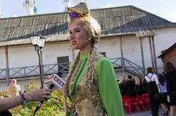Айгуль Хайри,  исполнительница роли Алтынчач