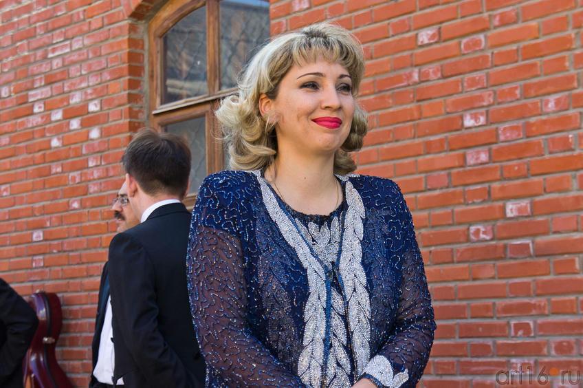 Лилия Аппакова, заслуженная артистка РТ::Опера «Алтынчач» Н.Жиганова, либретто М.Джалиля