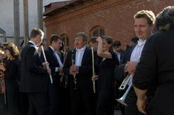 Музыканты Государственного симфонического оркестра РТ