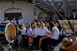 Участники сводного хора Казанского музыкального колледжа им. И.В.Аухадеева