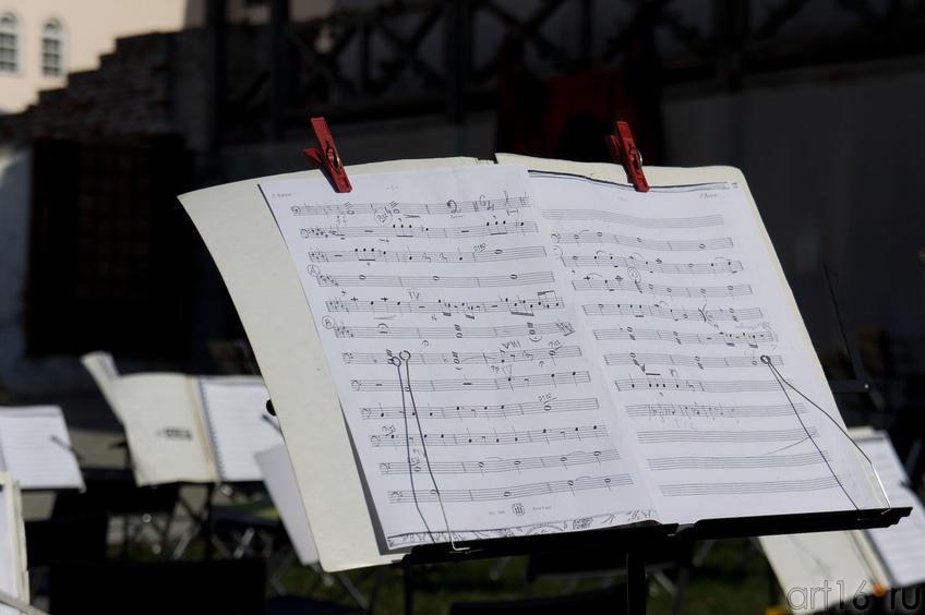 Музыка в Казанском кремле::Опера «Алтынчач» Н.Жиганова, либретто М.Джалиля