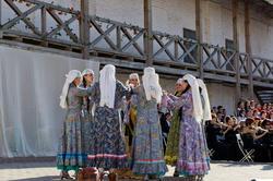 Праздник в Булгарском селении