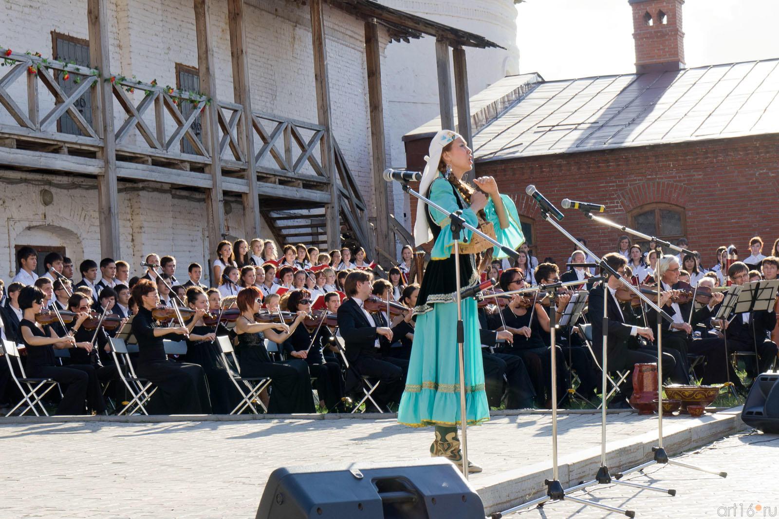 Первый Оперный фестиваль под открытым небом Казанская осень4