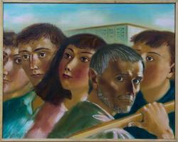 «Мир вокруг нас» — Республиканская выставка живописи, графики, ДПИ