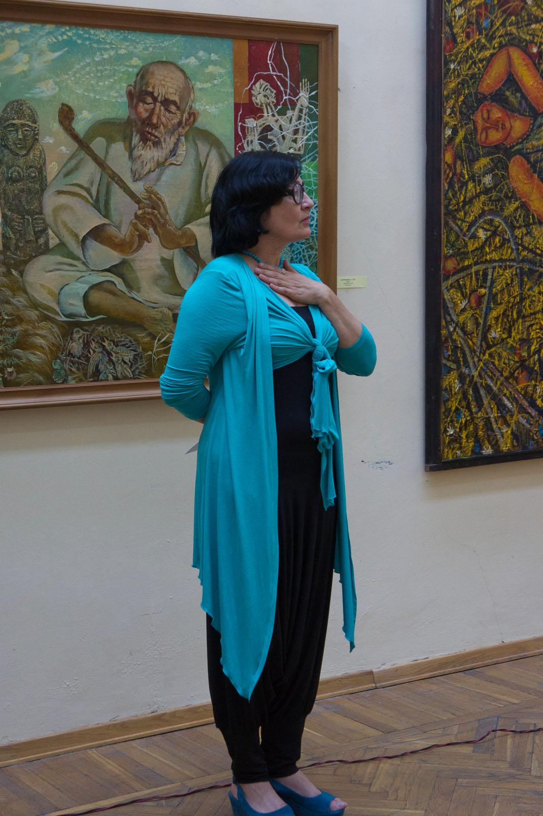 Фото №84734. Розалия Миргалимовна Нургалеева, директор ГМИИ РТ
