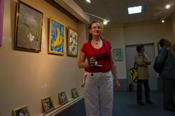 «Художники выходного дня. Выставка достижений 2011 года»