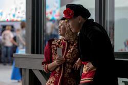 «Фанфары Казани» и «Мозаика культур». Фестивали к Дню города. Казань  — 2015