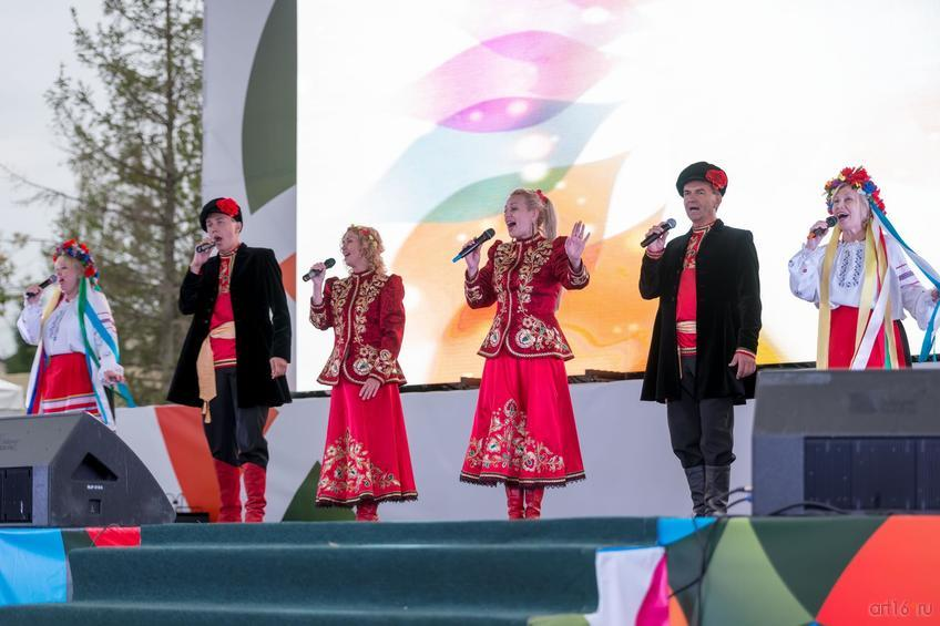 ::«Фанфары Казани» и «Мозаика культур». Фестивали к Дню города. Казань — 2015