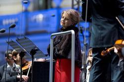 Победительница 65-го женевского международного музыкального конкурса Полина Пастирчак