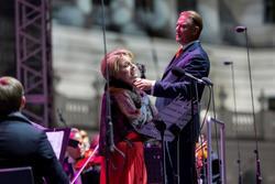 Полина Пастирчак (сопрано), Венгрия; Сергей Скороходов (тенор), солист Мариинского театра, Санкт-Петербург