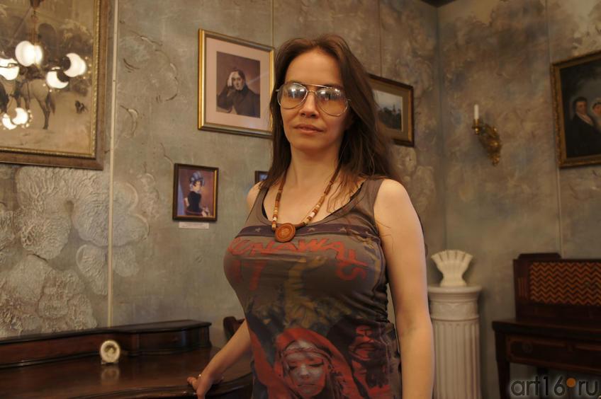 Юлия Сандлер, поэтесса::«Блюз осенних листьев» — праздник поэзии и музыки