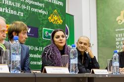 Хотиненко В.И. (Россия), Тахмина Ррезаи Милани (Иран), Бикчантаев Ф.Р.(Россия)