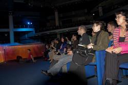 В КРК «Пирамида» на церемонии награждения победителей VII КМФМК