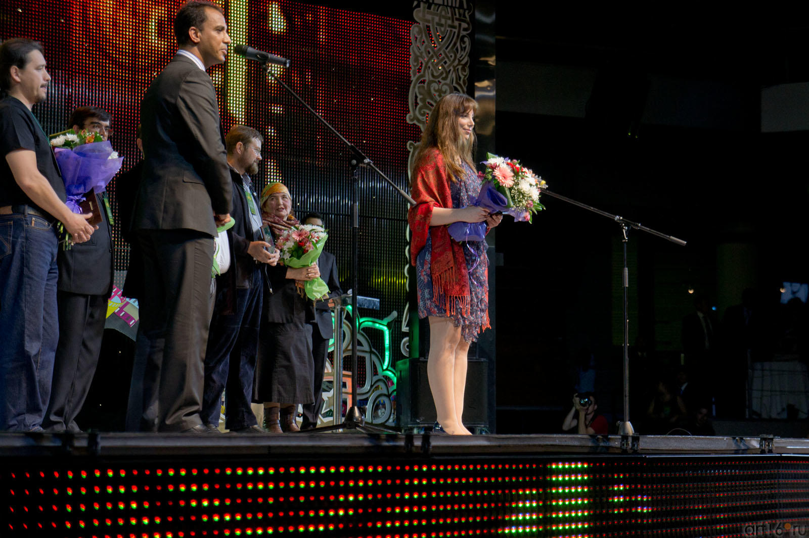 Награждение в номинации ʺАнимационное киноʺ::Итоги VII Казанского международного фестиваля