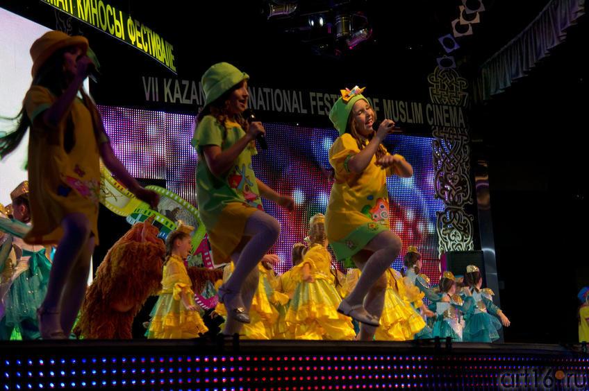 Фото №85268. Детский хореографический ансамбль. Композиция о Шурале