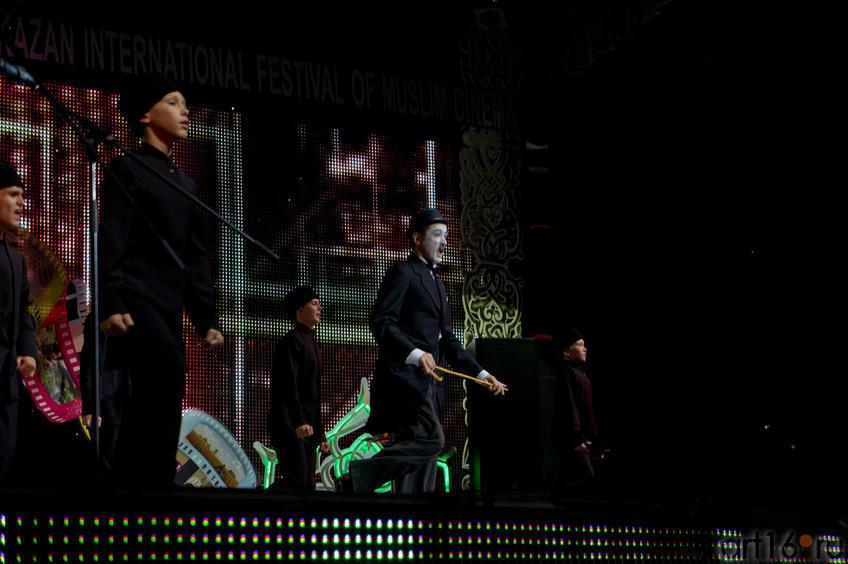Танцевльная миниатюра ʺЧаплин в Казаниʺ::Итоги VII Казанского международного фестиваля