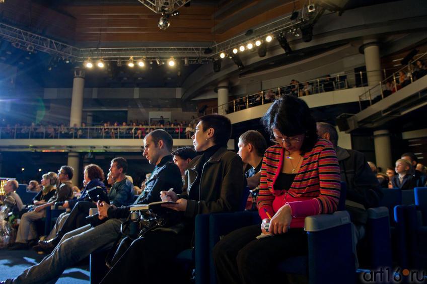 Фото №85298. В КРК «Пирамида» на Церемонии награждения победителей VII КМФМК