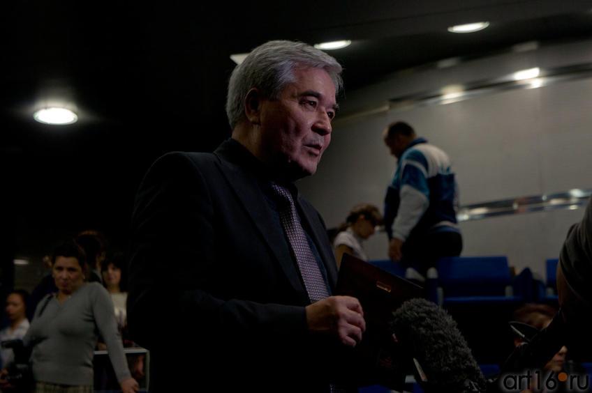 Ш.Махмудов ( Узбекистан) ::Итоги VII Казанского международного фестиваля
