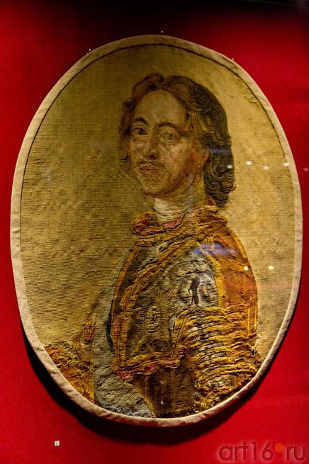 Шпалера «Портрет императора Петра I»