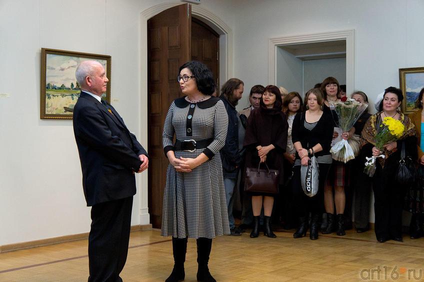Закир Султанович Батраев, Розалия Миргалимовна Нургалеева