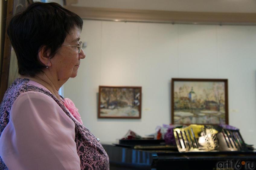 Сания Раимова, супруга  Закира Батраева