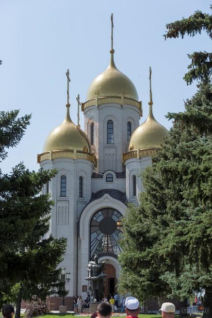 Церковь Всех Святых на Мамаевом Кургане::Волгогорад. 2015