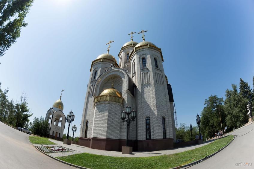 Фото №858535. Церковь Всех Святых на Мамаевом Кургане